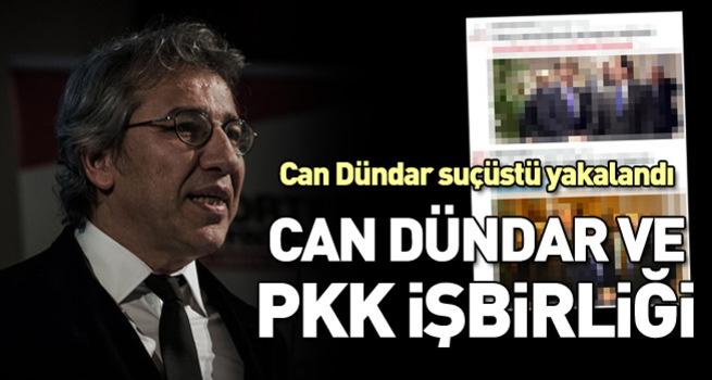 Can Dündar ve PKK işbirliği deşifre oldu
