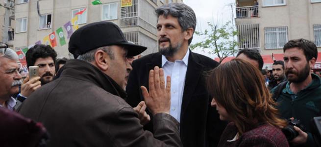 'Halay çekmek istiyoruz' diyen HDP'li vekile tokat gibi yanıt