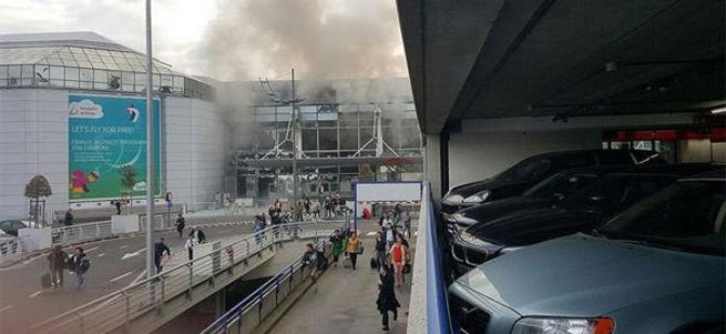 Brüksel'deki saldırıları DAEŞ üstlendi iddiası