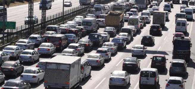 İstanbul trafik sıkışıklığında liderliği Meksiko'ya bıraktı