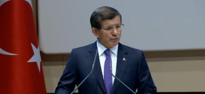Başbakan Davutoğlu kirli planı açıkladı