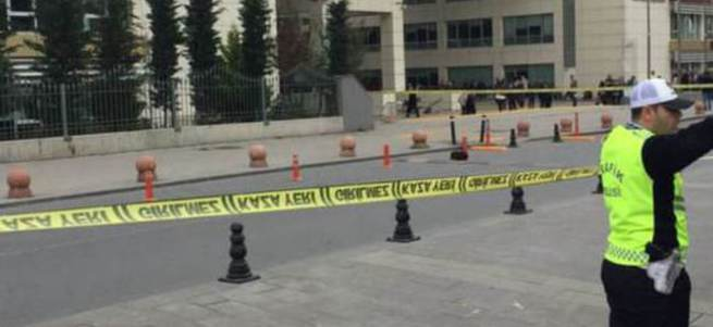 Vatan Caddesi'nde bomba şüphesi!