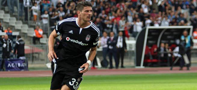 Beşiktaş'tan ayrıl Gomez...
