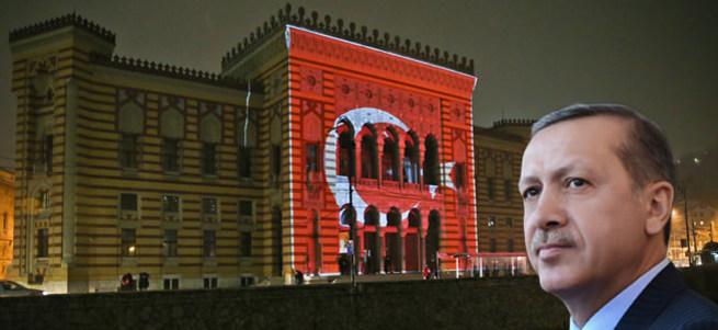 Cumhurbaşkanı Erdoğan'dan Bosna Hersek'e teşekkür