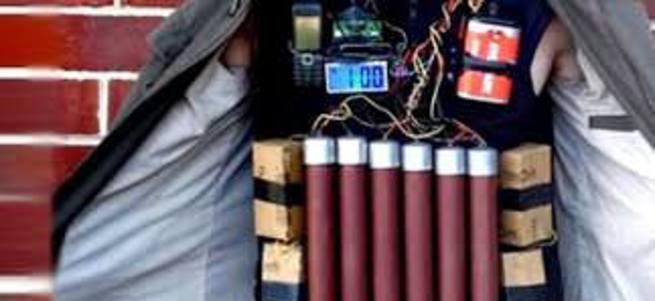 Aranan canlı bomba yakalandı