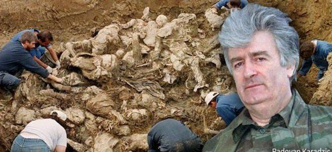 'Bosna Kasabı' Radovan Karadzic suçlu bulundu