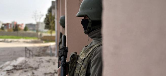 Şırnak'ta üs bölgesine roketatarlı saldırı