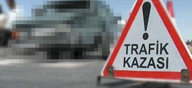 Samsun'da kamyonet tıra çarptı: 3 ölü, 5 yaralı