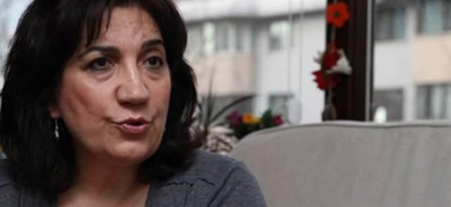 Füsun Demirel PKK ajansına konuştu