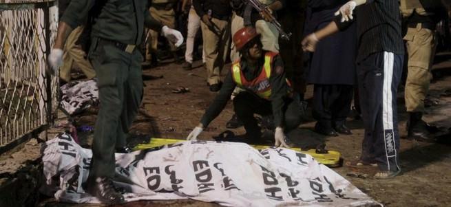 Pakistan'da lunaparkta patlama