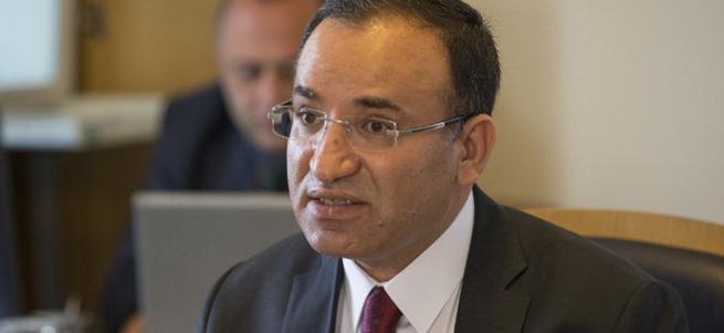 Bakan Bozdağ'dan 'Fehriye Erdal' açıklaması