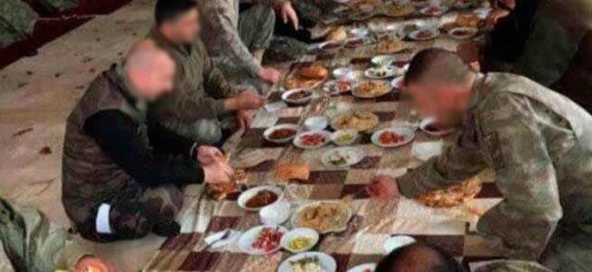 Askere yemek veren Şırnaklı konuştu!