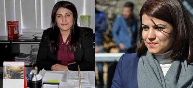 DBP'li başkanlara hendek gözaltısı