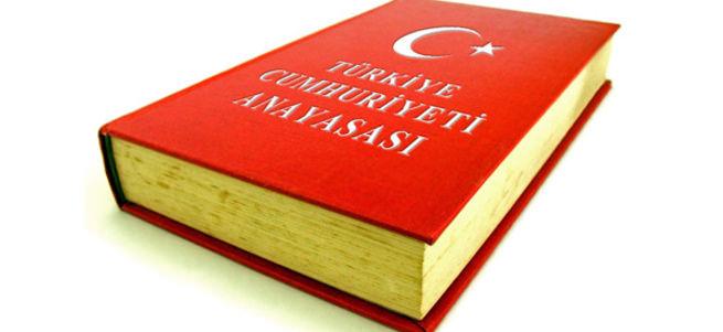 Yeni Anayasada 4 başlık