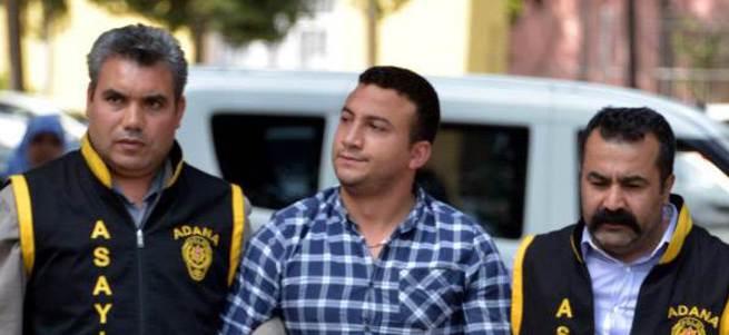 Cezaevi firarisi evinde yakalandı