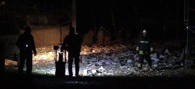 Kızıltepe'de bombalı saldırı
