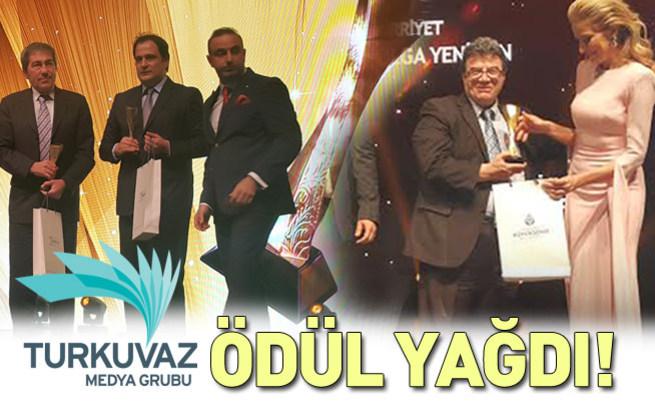 Madaton'da Turkuvaz Medya'ya ödül yağdı