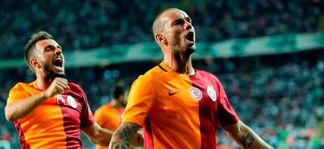 Sneijder müjdesi