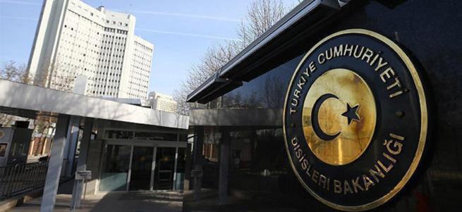 Musul Başkonsolosluğu yerleşkesi Türkiye'nin onayı alınarak vuruldu