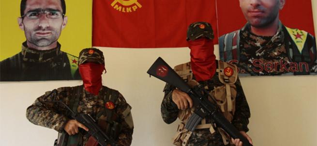 YPG'den MLKP'ye suikast eğitimi