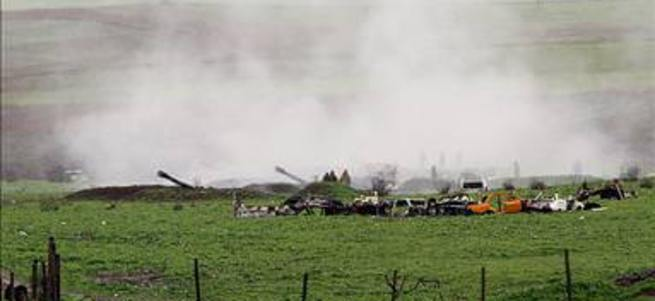 'Ermenistan ordusu 115 kez ateşkes ihlali yaptı'