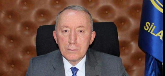 MKE Silah Fabrikası Müdürü Mustafa Tanrıverdi tutuklandı