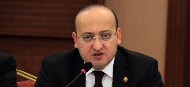 Başbakan Yardımcısı Akdoğan'a iki yeni görev