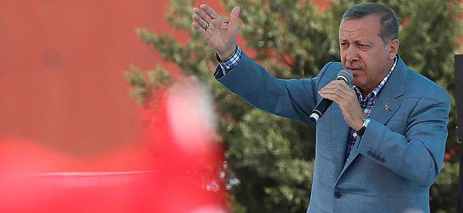 Erdoğan İstanbul'da hastane açılışında konuştu