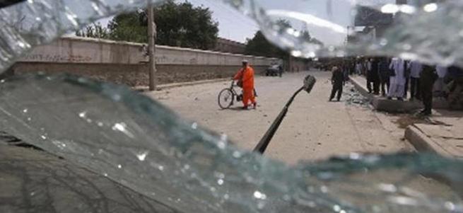 Kabil'de Milli Eğitim Bakanlığı servisine bombalı saldırı: 1 ölü