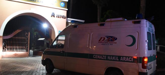 Özgecan'ın katili Tarsus'ta gömülmedi