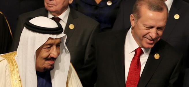 Suudi·-Türk Koordi·nasyon Konseyi mutabakat belgesi· imzalandı