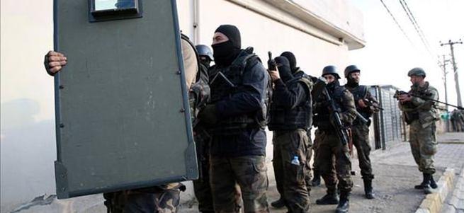 Operasyona katılan polislere '5 yıldızlı' tatil