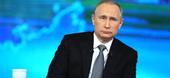 "Putin, Panama Belgeleri'ni kabul etti! ""İddialar doğru ama…"""
