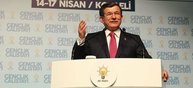 Başbakan Davutoğlu: Dokunulmazlıkların bunun için istismar edilmesine izin vermeyiz