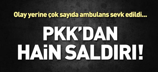 Şırnak'ta PKK'nın tuzakladığı bomba patladı