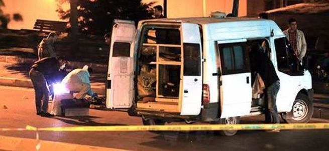 İstanbul'da bombalı tuzak son anda fark edildi