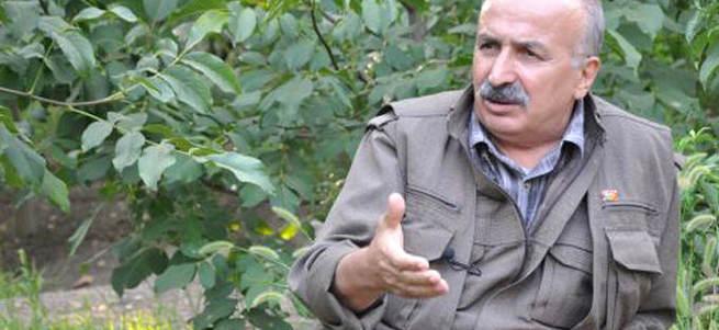 PKK'lı teröristbaşı Karasu Kürtleri tehdit etti