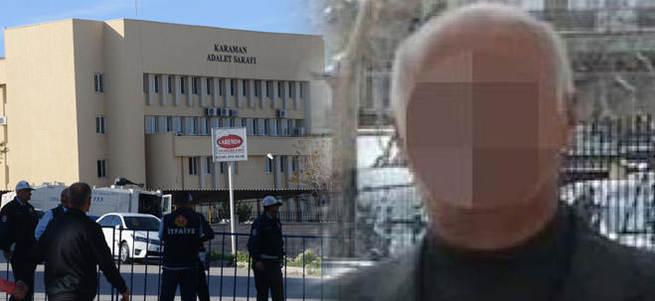Karaman'da 'cinsel istismar' davası başladı