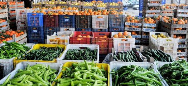 Türkiye'den bir heyet yaş sebze ve meyve için Moskova'ya gidiyor