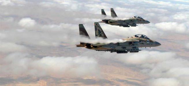 'Ruslar İsrail uçağına ateş açtı'