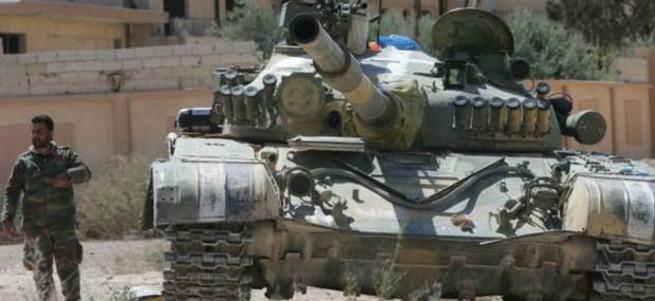 Rusya Halep çevresine topçu bataryaları taşıyor
