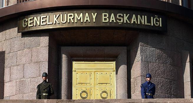 TSK: 6 terörist öldürüldü!