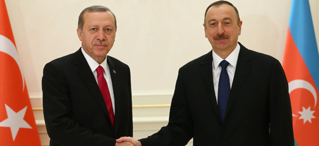 Erdoğan ve Aliyev 'Tek millet, iki devlet' vurgusu!