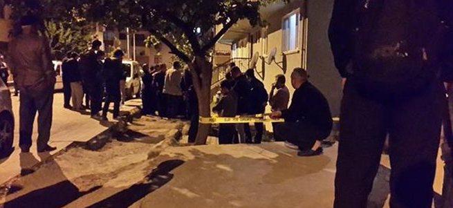 Başkent'te bir çift infaz edildi