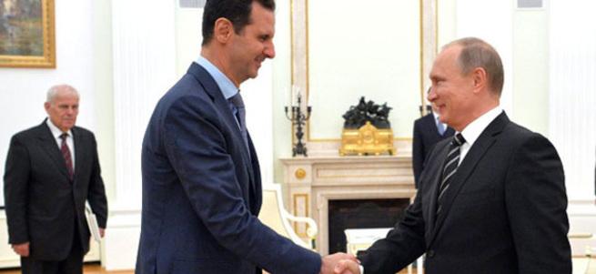 Suriye ile Rusya 850 milyon avroluk anlaşma