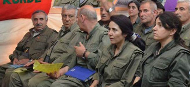 PKK'nın elebaşıları tek tek öldürülüyor
