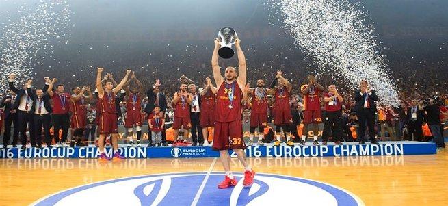 Tarık parasına Avrupa kupası!