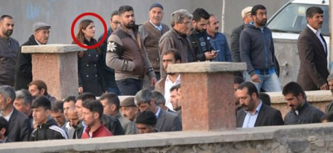 HDP'li vekil: Evet teröristin cenazesine katıldım