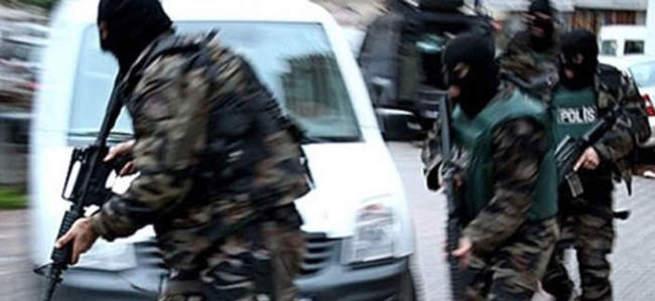 Antalya'da DAEŞ operasyonu: 4 tutuklama