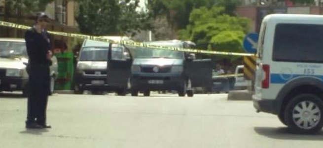 Gaziantep'te aranan araç yakalandı